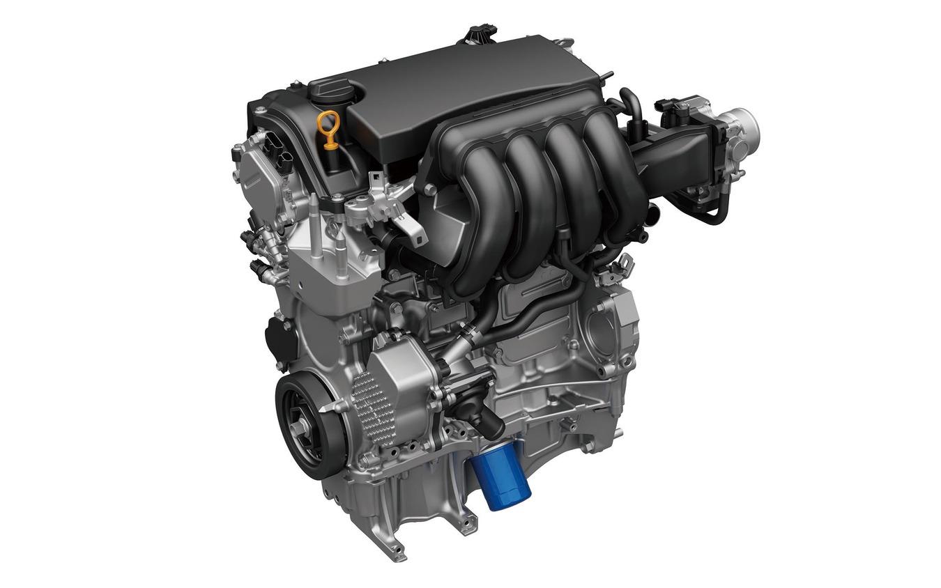 ホンダ クラリティPHEVに搭載sれる1.5リットルエンジン