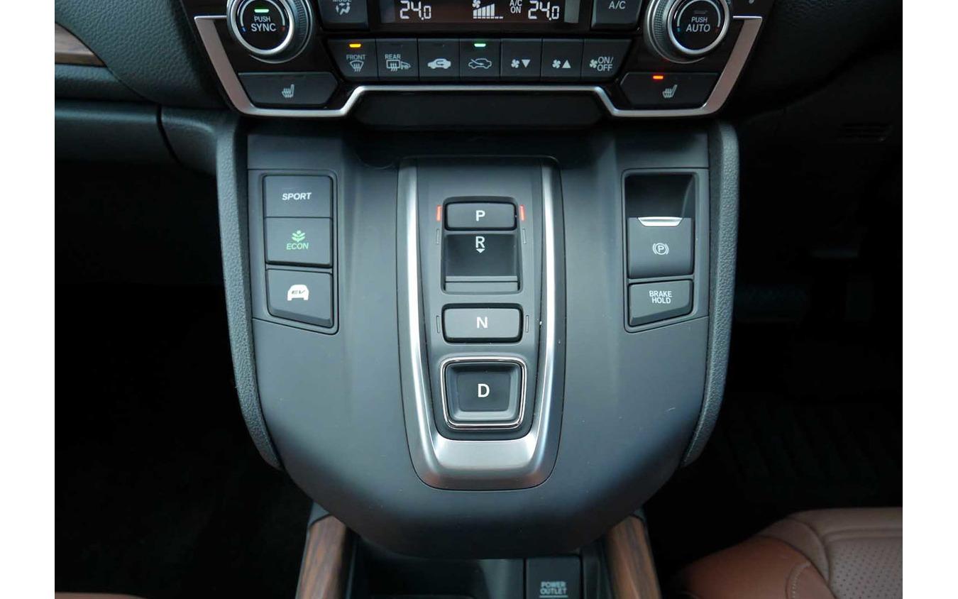ホンダ CR-V ハイブリッド EXマスターピースAWD