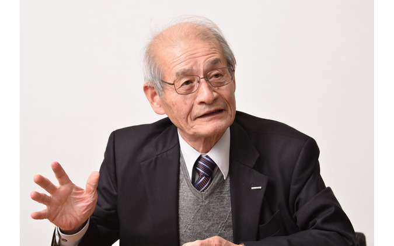 旭化成の名誉フェロー 吉野彰氏