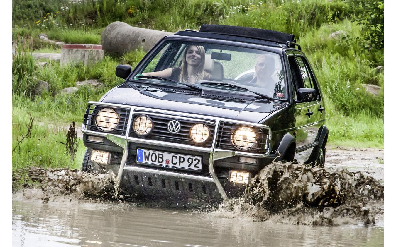 VW ゴルフカントリー(1991年)