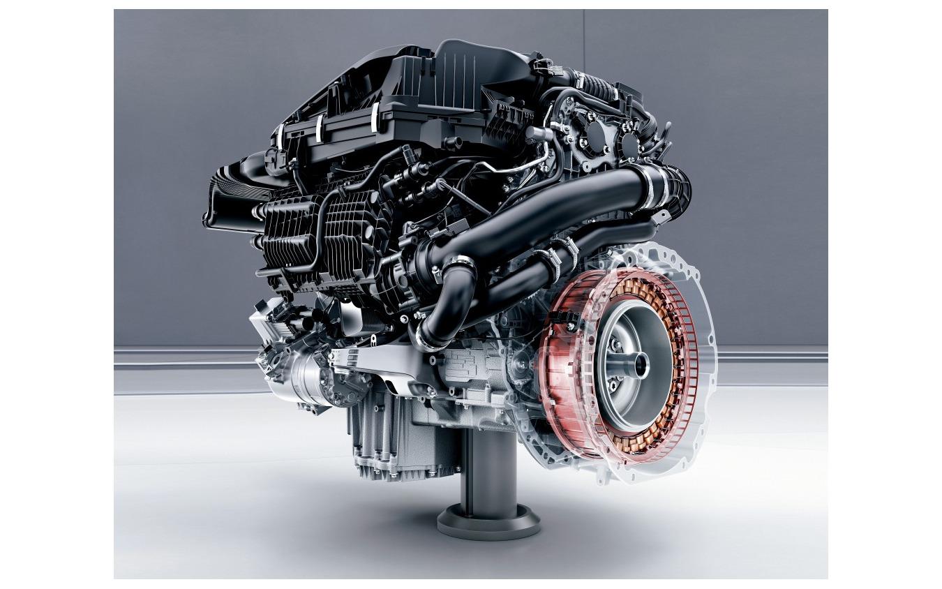 直列6気筒エンジン「M256」