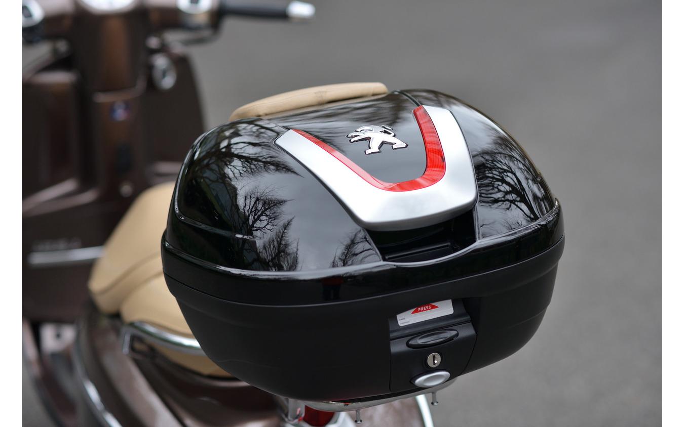 プジョー ジャンゴ125 アリュール ABS DX
