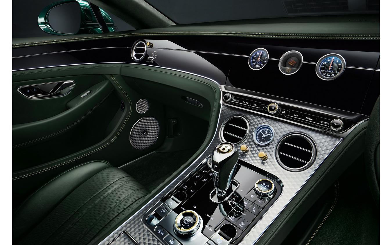 ベントレー・コンチネンタル GT ナンバー9 エディション