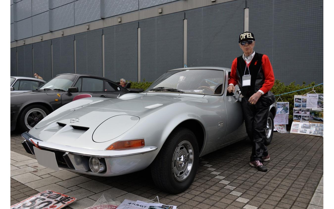 第8回クラシックカー・スポーツカーin科学館