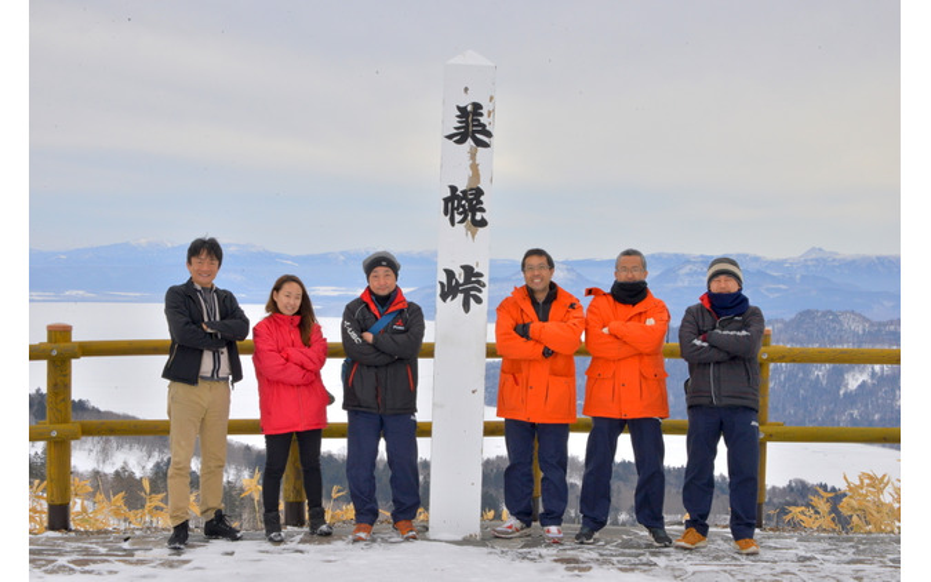 三菱ふそうトラック・バス寒地試験(2019年)