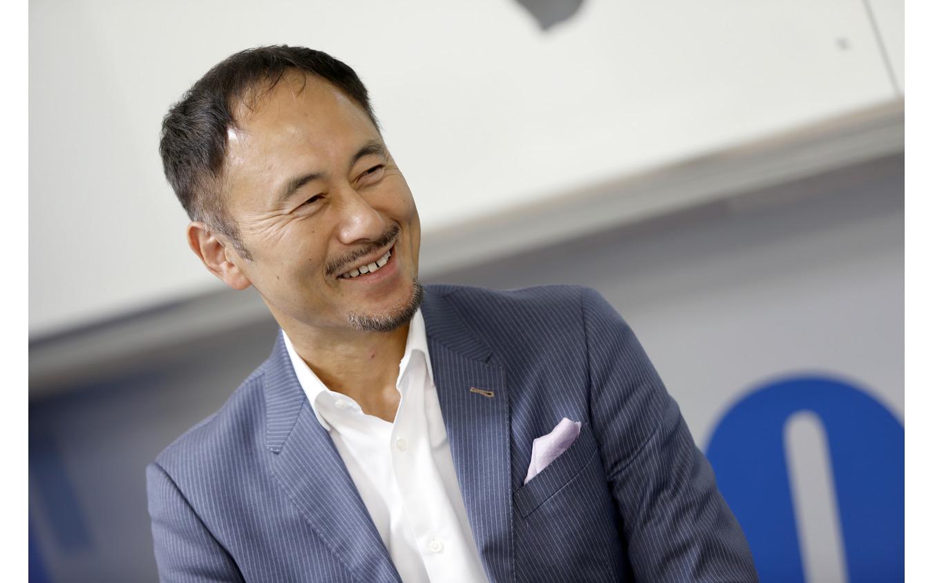 日本グッドイヤー株式会社マーケティング本部長 有田俊介氏