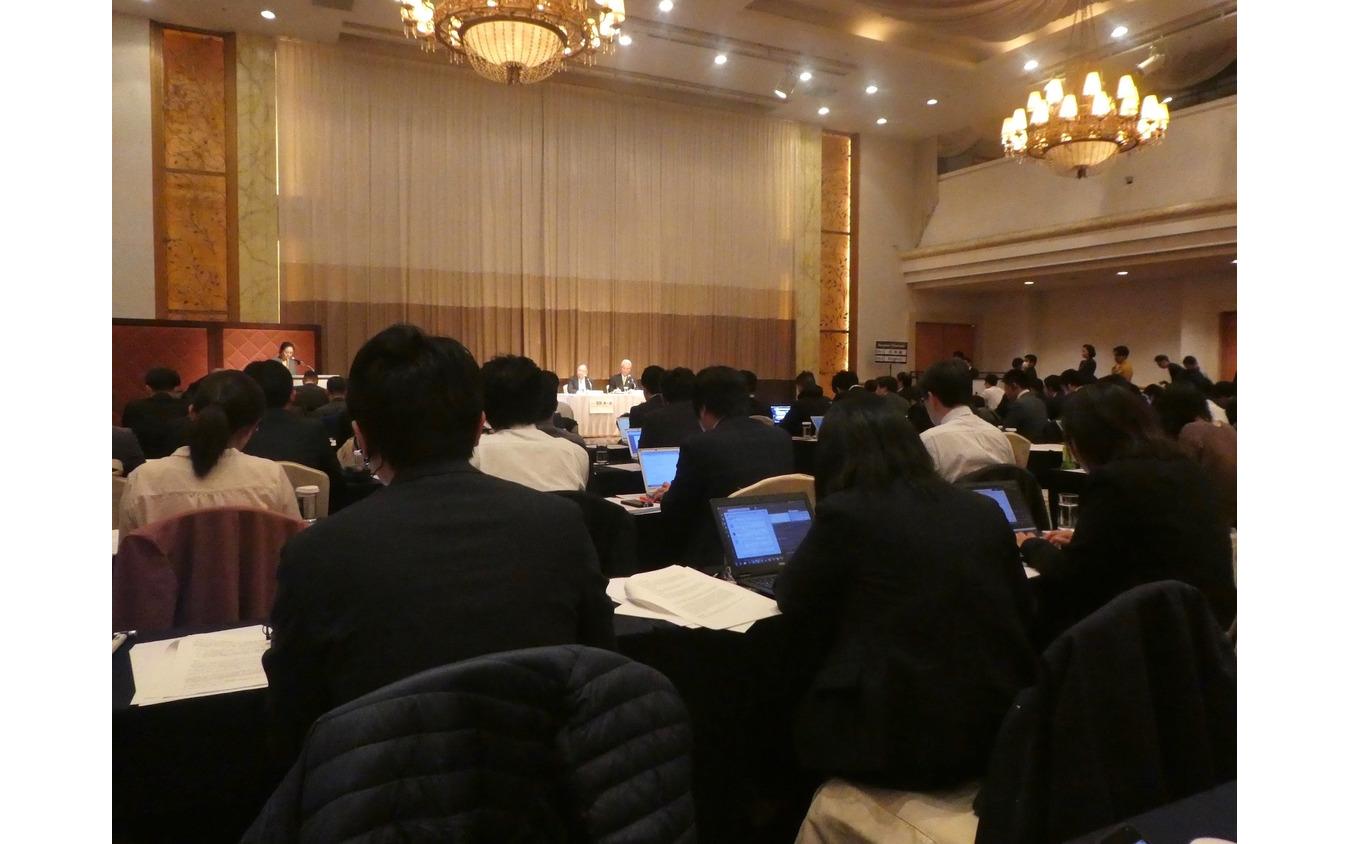 日産自動車ガバナンス改善特別委員会の記者会見