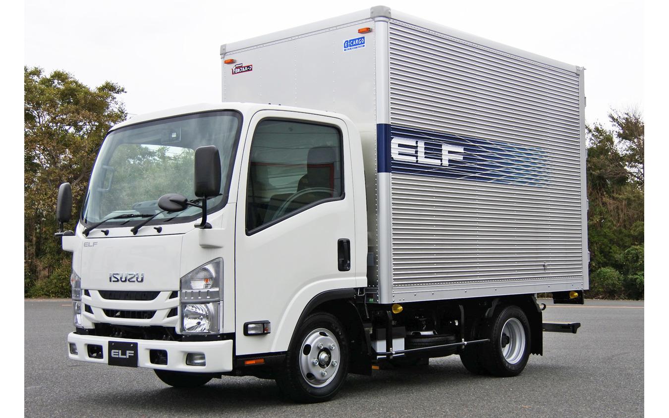 いすゞ エルフ 2018年次改良車