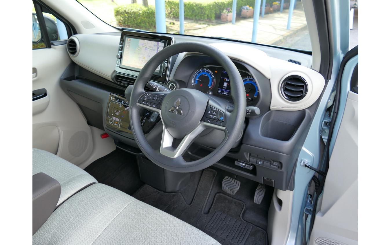 三菱 ekワゴン 新型(G 2WD)