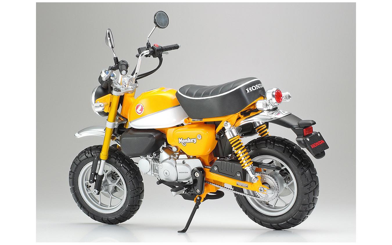 タミヤ1/12オートバイシリーズ、Hondaモンキー125