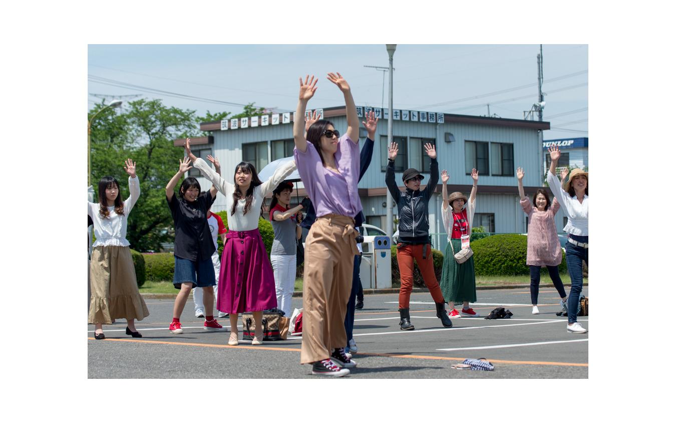 筑波サーキット・カーフェスティバル2019