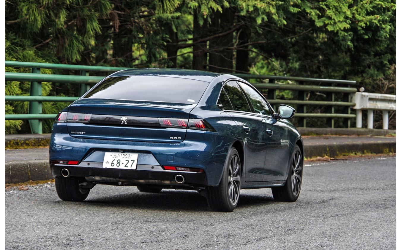 プジョー 508 新型(GTライン)
