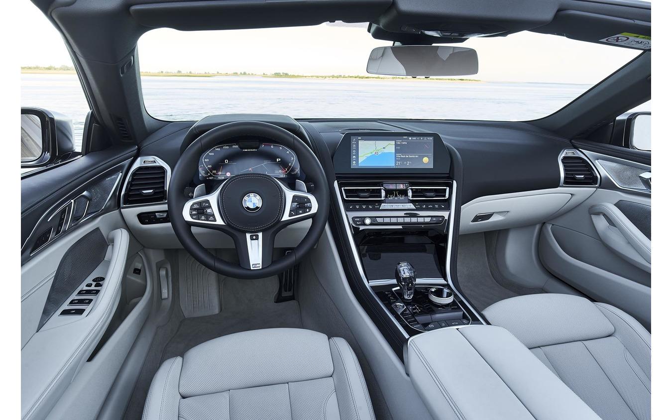 BMW 8シリーズコンバーチブル(M850i xDriveコンバーチブル)