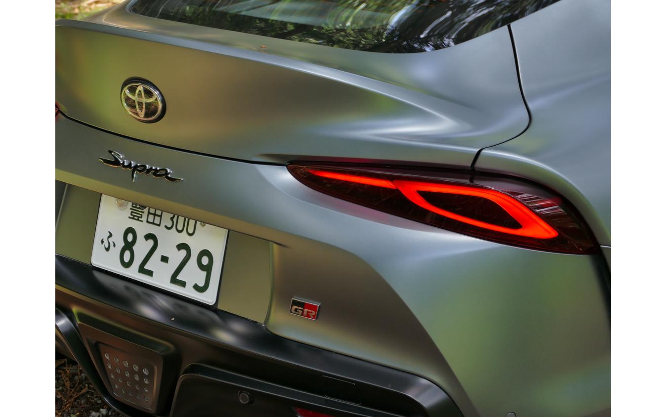 トヨタ スープラ 新型(RZ)