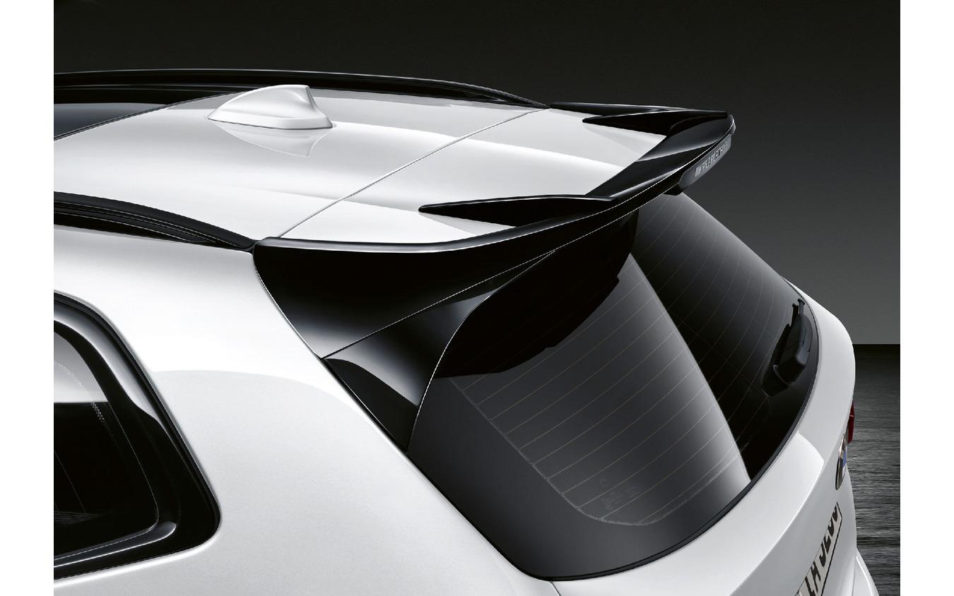 BMW X3M のMパフォーマンスパーツ