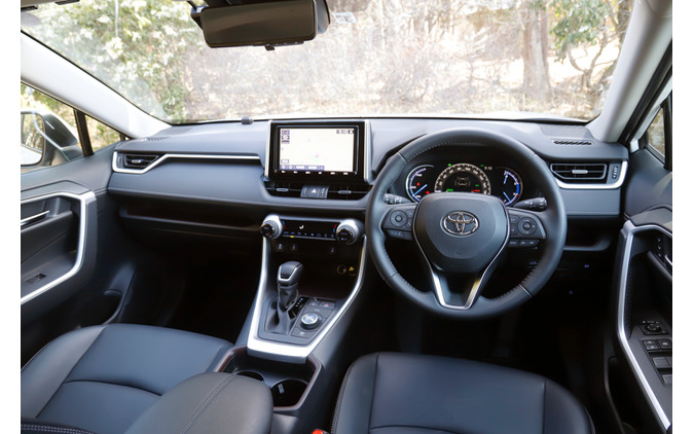 トヨタ RAV4 ハイブリッド 新型
