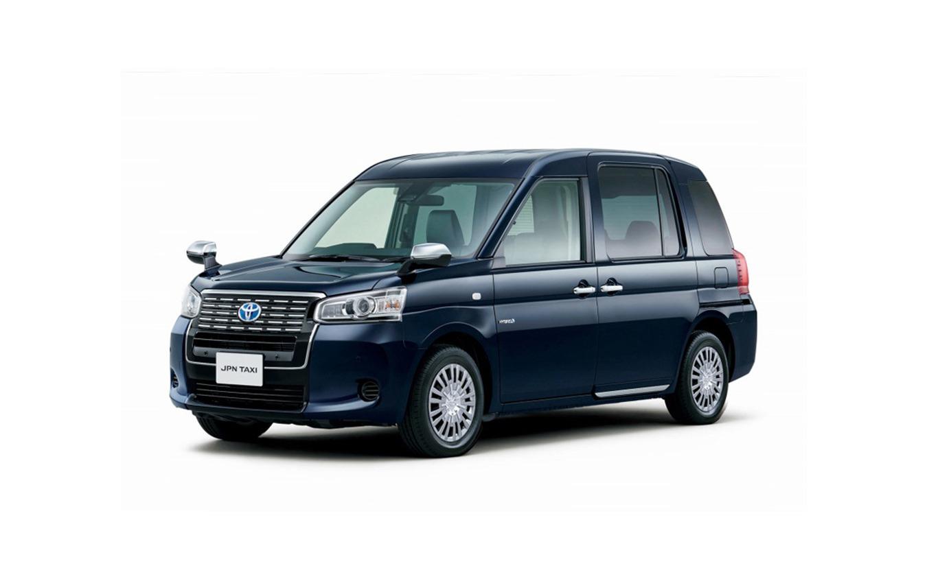 トヨタ ジャパンタクシー(JPN TAXI)