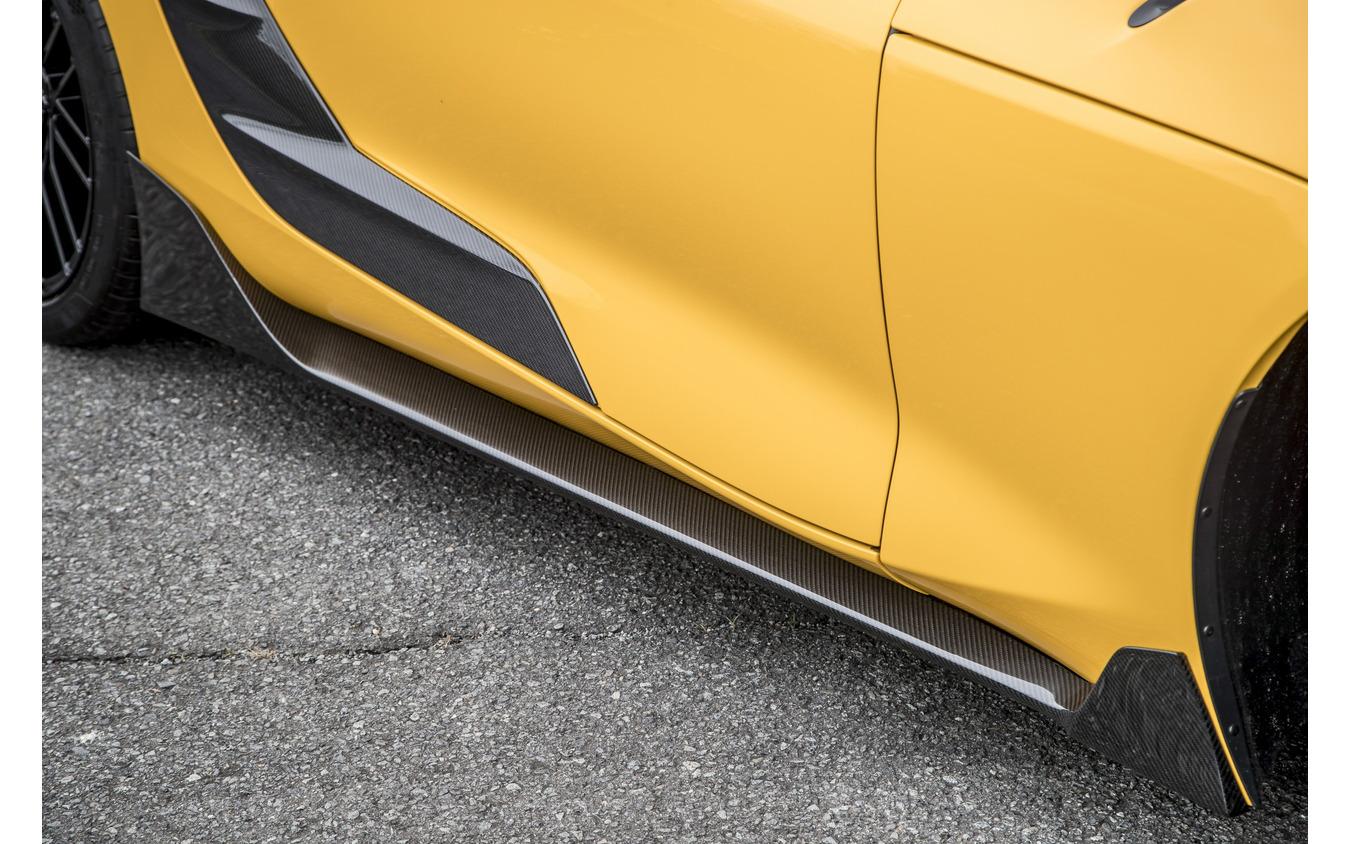 トヨタ スープラ GRパーツ装着車