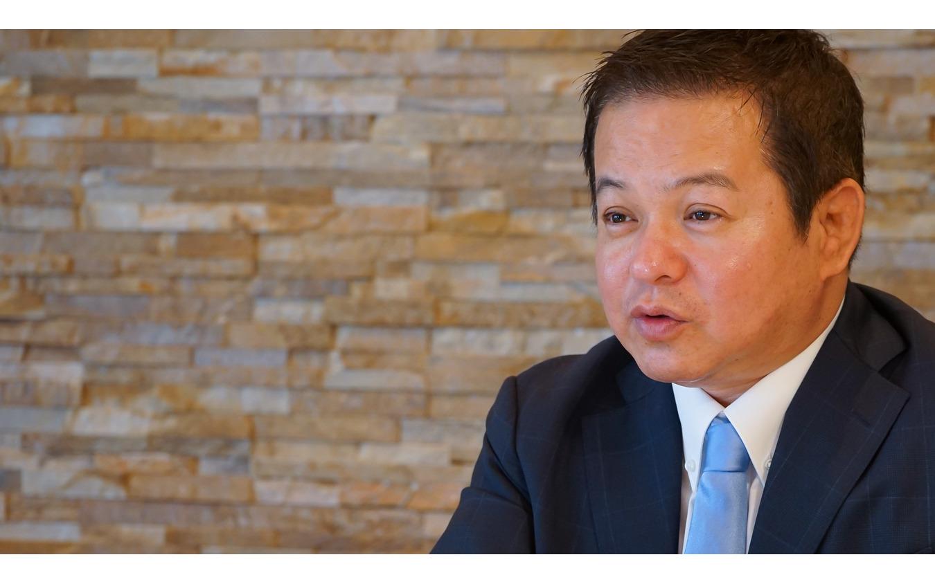 IDOM 代表取締役社長 羽鳥由宇介氏