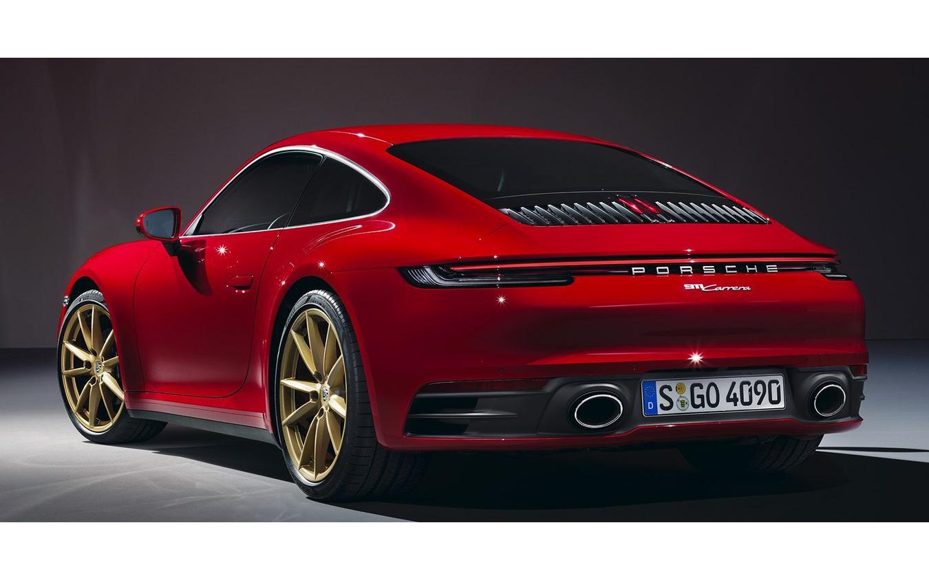 ポルシェ 911 カレラ クーペ 新型
