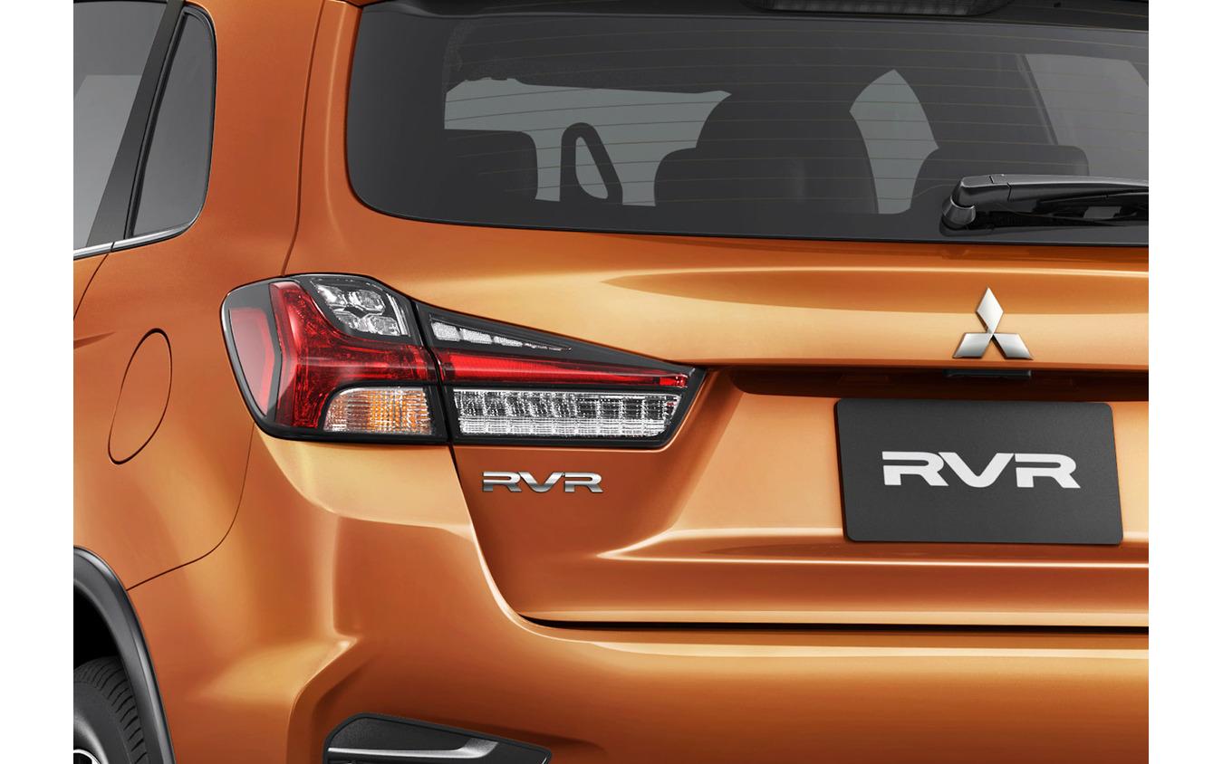 三菱 RVR 改良新型(「G」サンシャインメタリック)