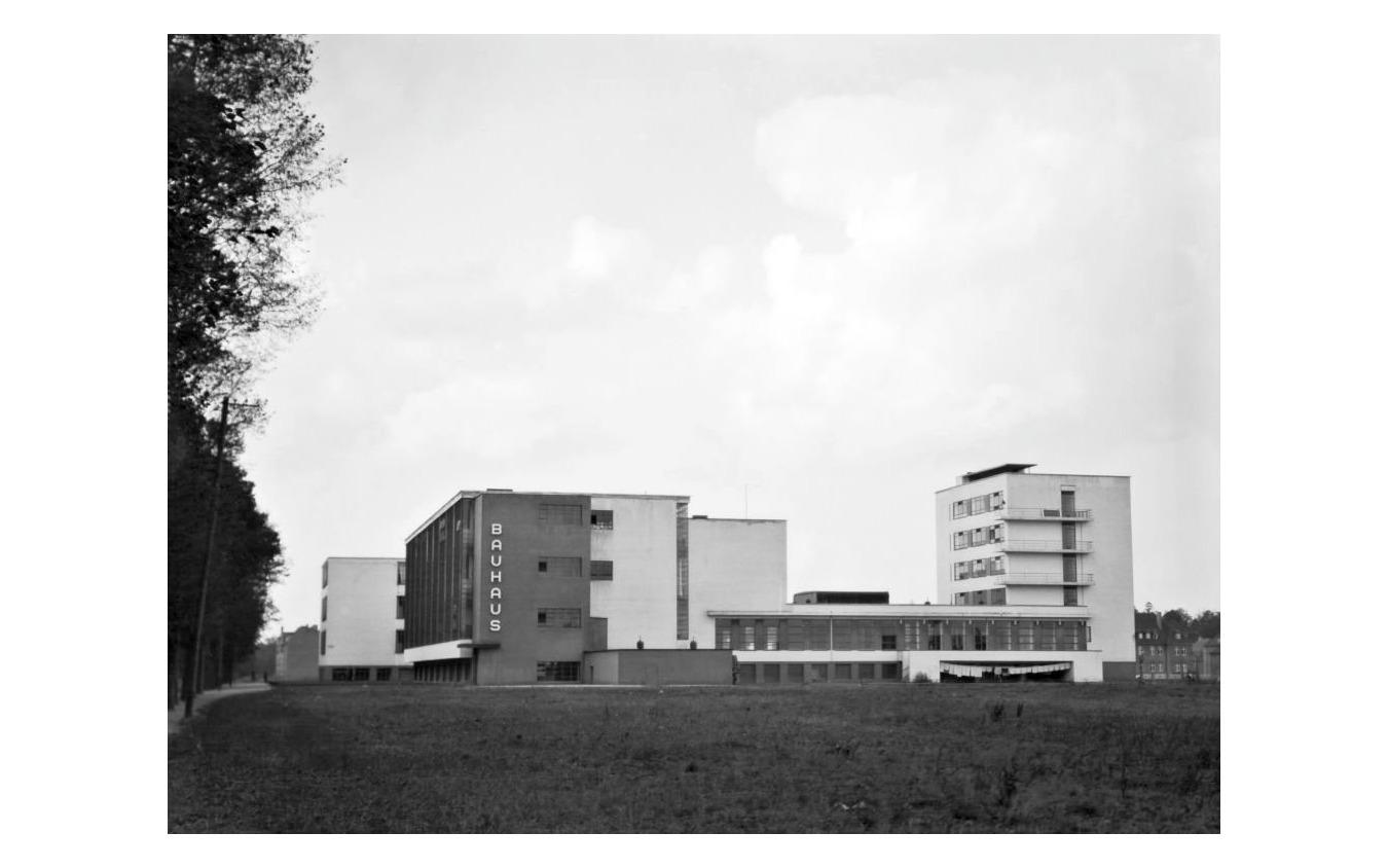 バウハウス(1928年、デッサウ)