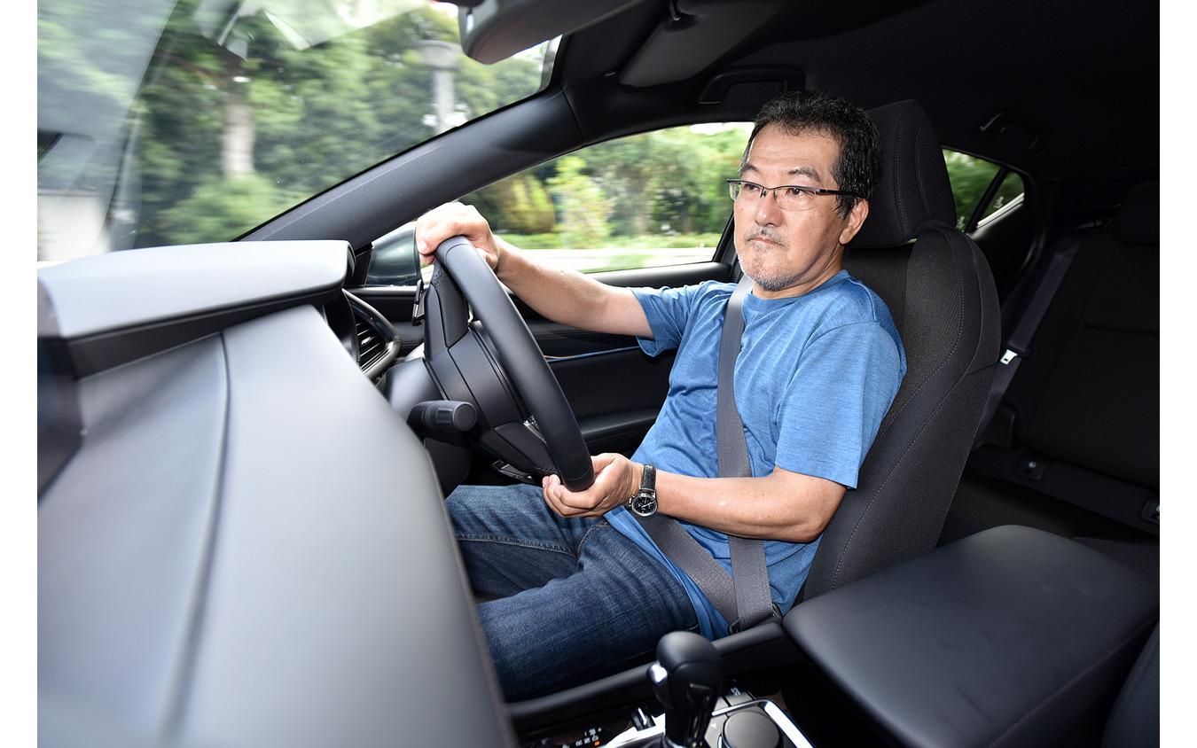 モータージャーナリスト 島崎七生人氏