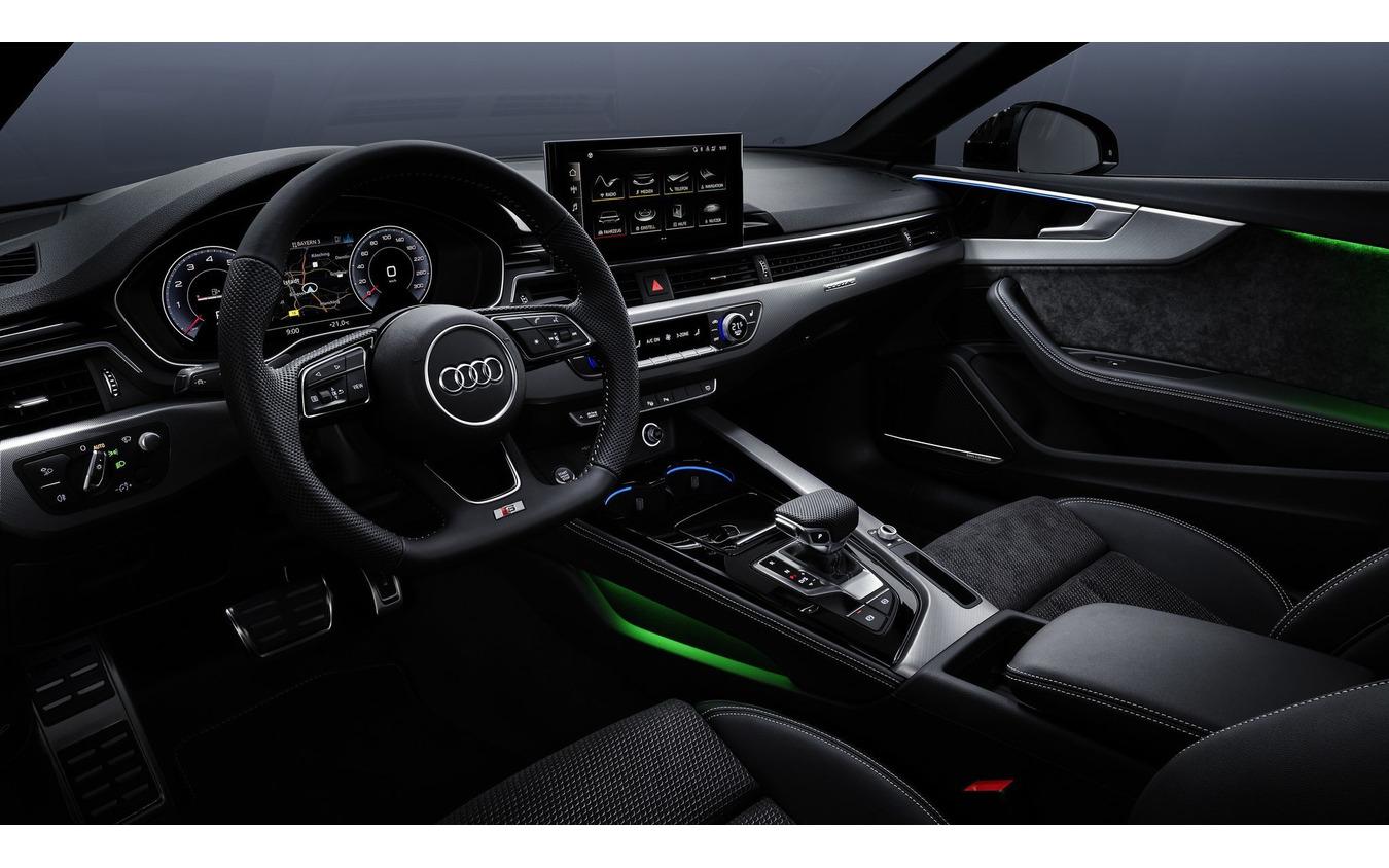 アウディ A5 クーペ 改良新型