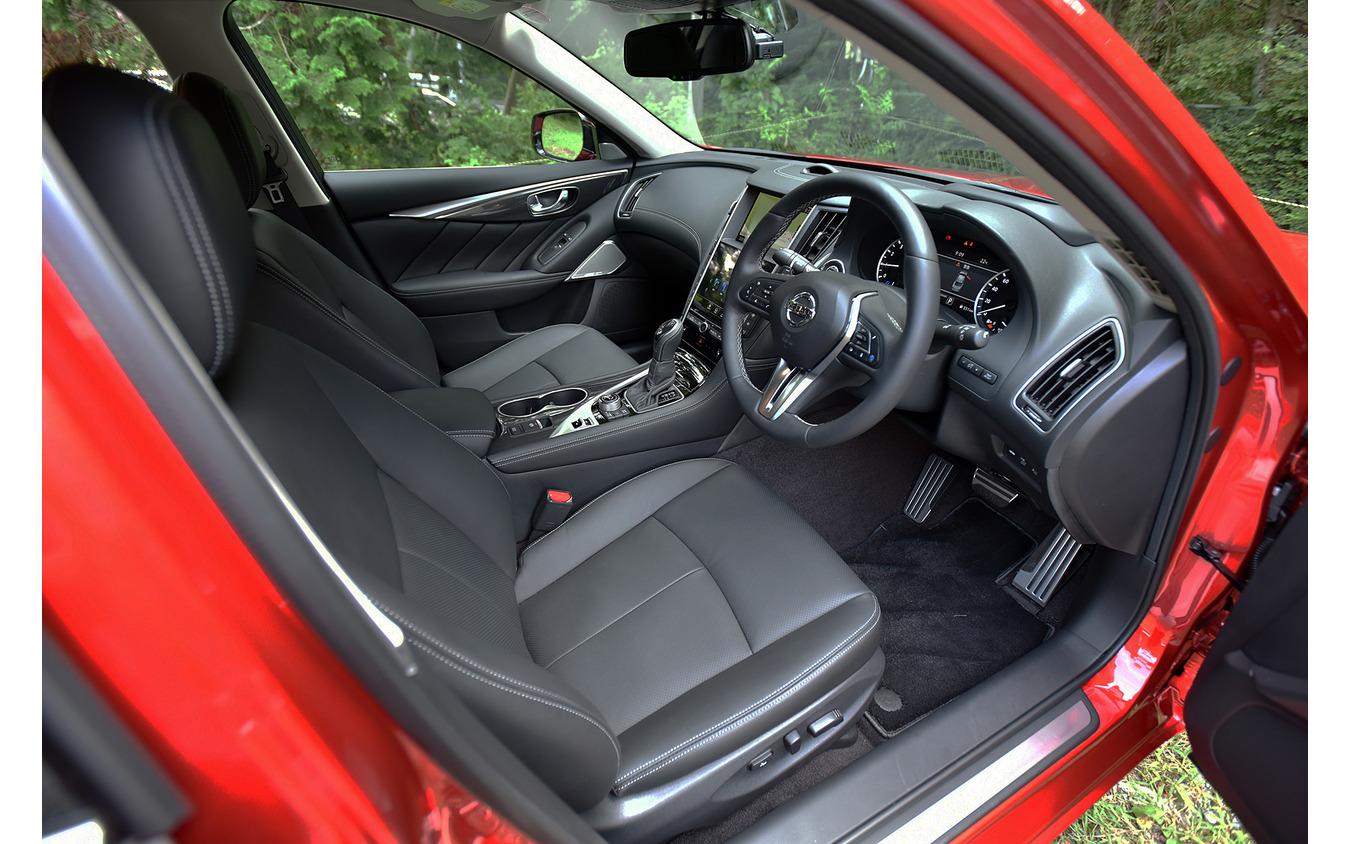 日産 スカイライン 新型(GT Type SP ハイブリッド)