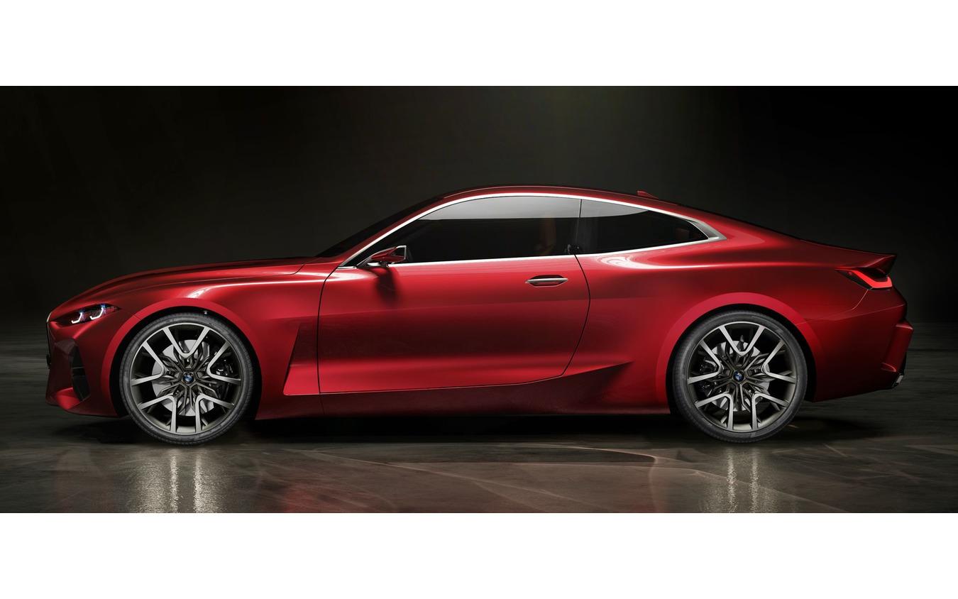 BMWコンセプト4