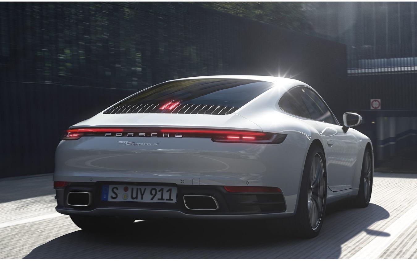 ポルシェ 911 カレラ 4 クーペ 新型
