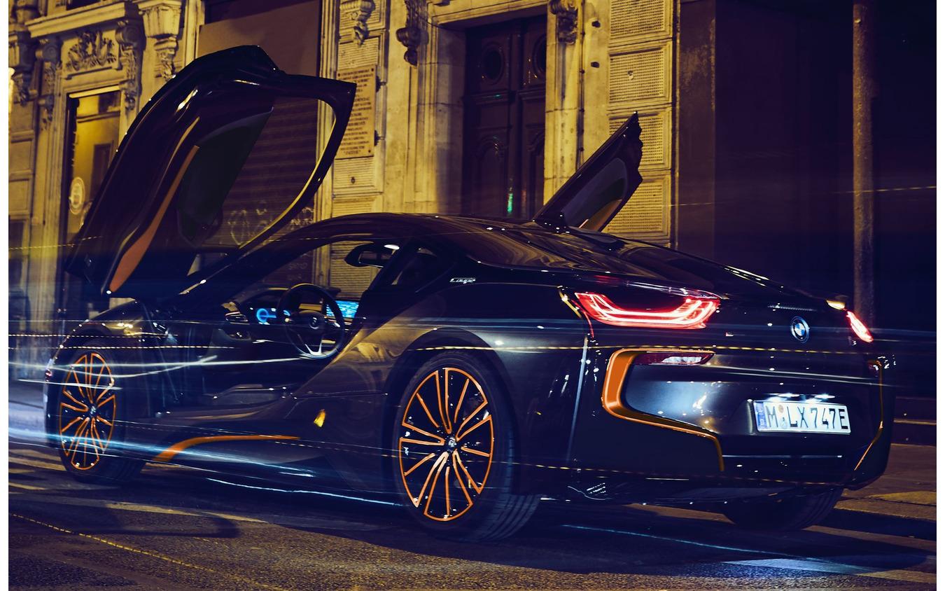 BMW i8 の最終限定車のアルティメット・ソフィスト・エディション