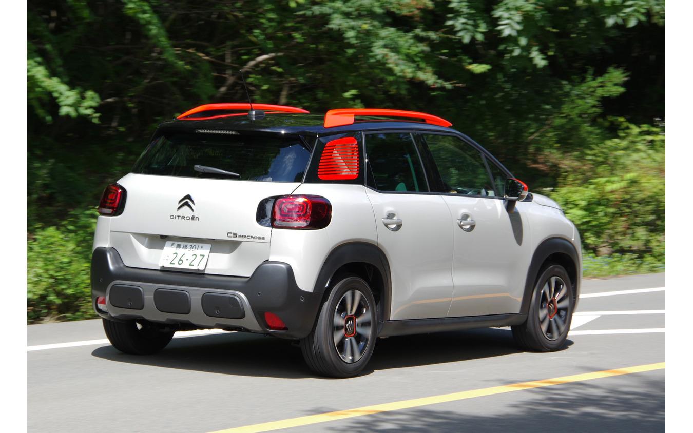 シトロエン C3 エアクロス SUV