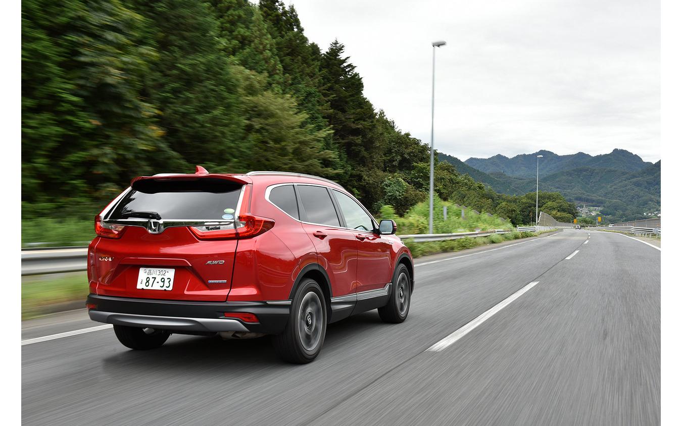 Honda CR-V(HYBRID EX・Masterpiece 4WD)