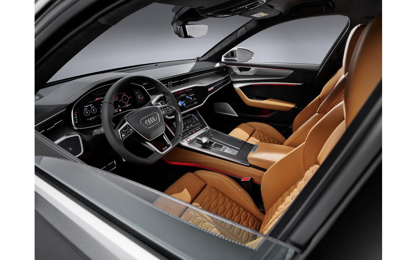 アウディ RS6 アバント 新型