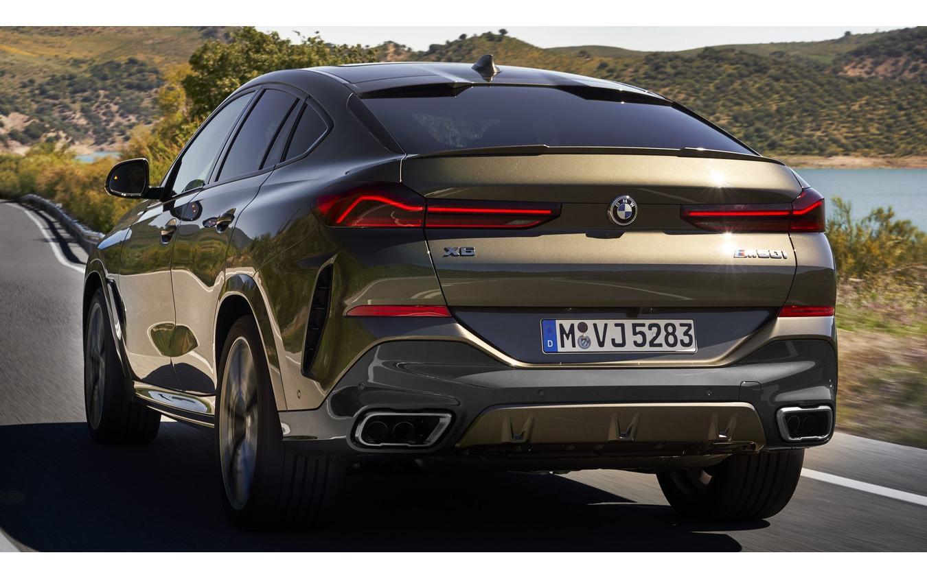 BMW X6 新型