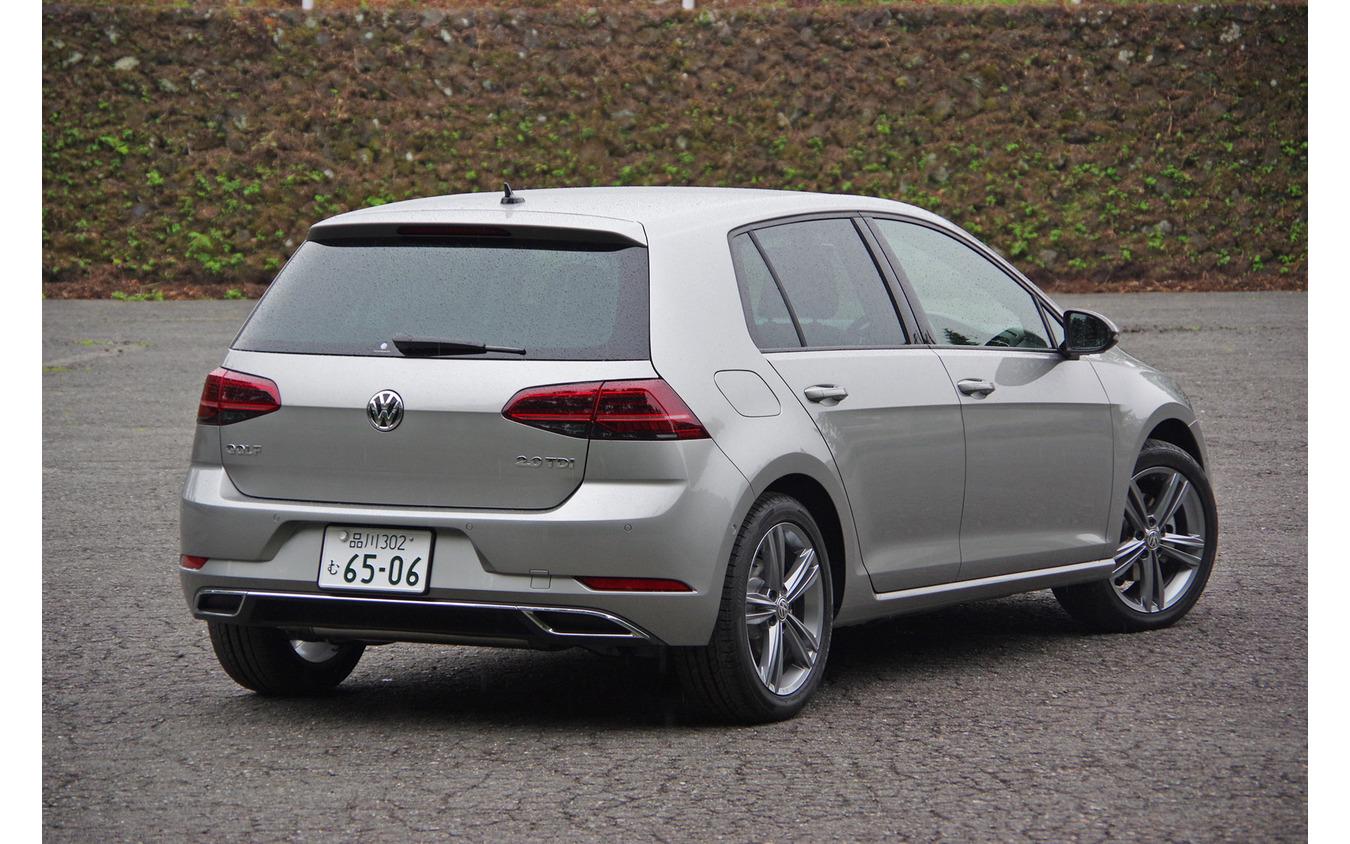 VW ゴルフ TDI Highline Meister