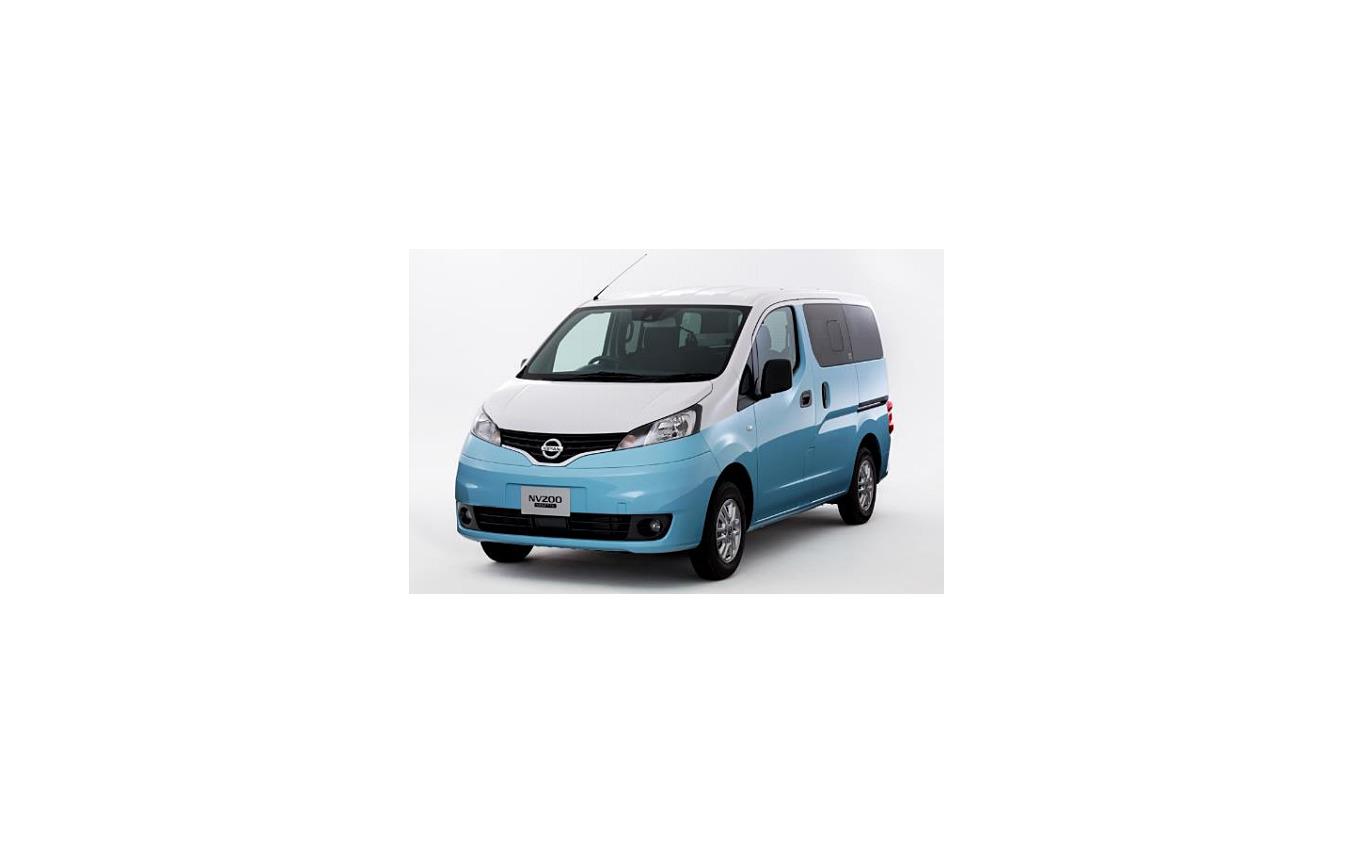NV200バネット マルチベッドワゴン ツートーンカラー 安全装備採用