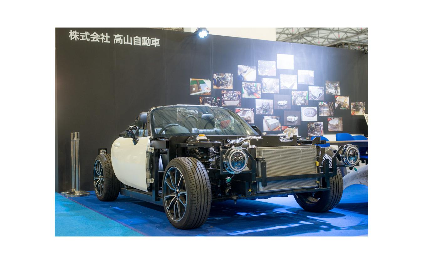 高山自動車 301S(東京モーターショー2019)