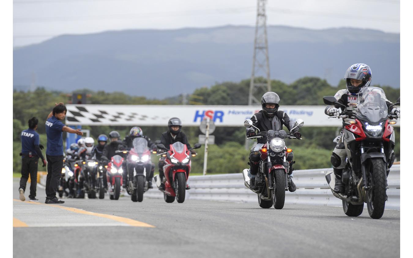 Honda Motorcycle Homecoming