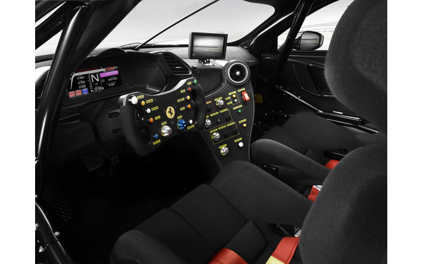 フェラーリ 488 チャレンジ・エボ