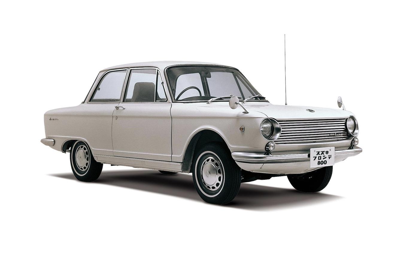 スズキ・フロンテ800(1965年)
