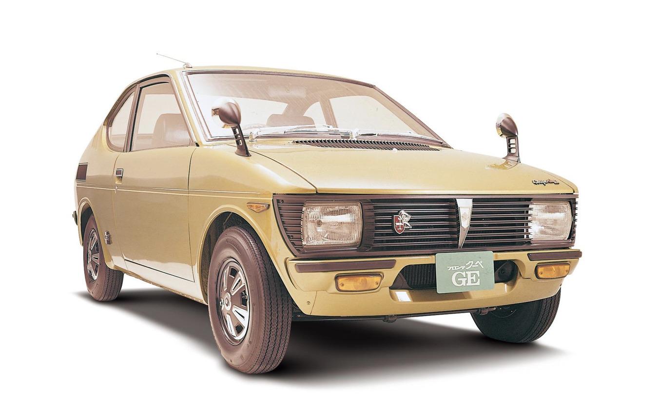 スズキ・フロンテクーペ(1971年)