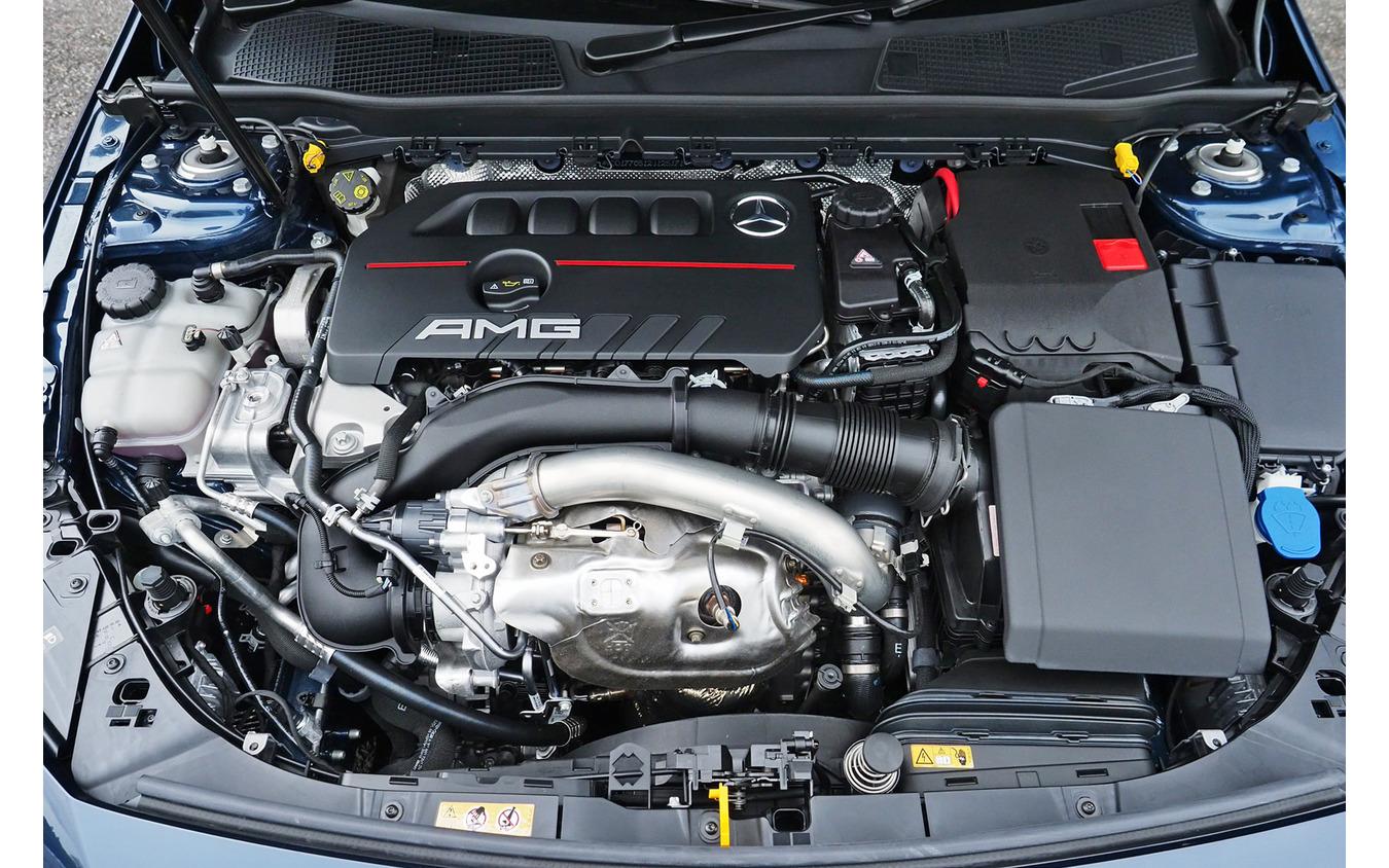 メルセデス AMG A 35 4MATIC Edition1