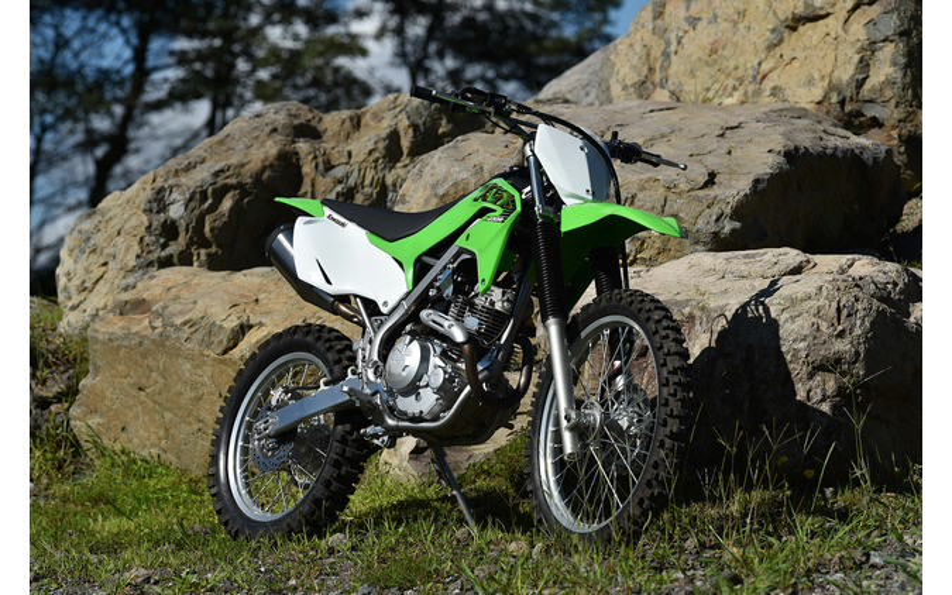 カワサキ KLX230R