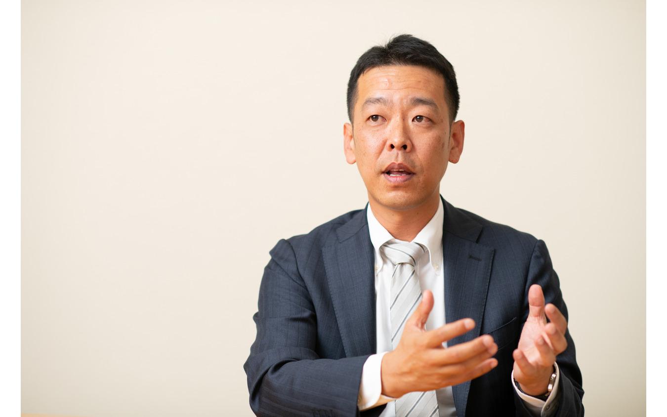 UL Japan コンシューマーテクノロジー事業部の橋爪正人事業部長