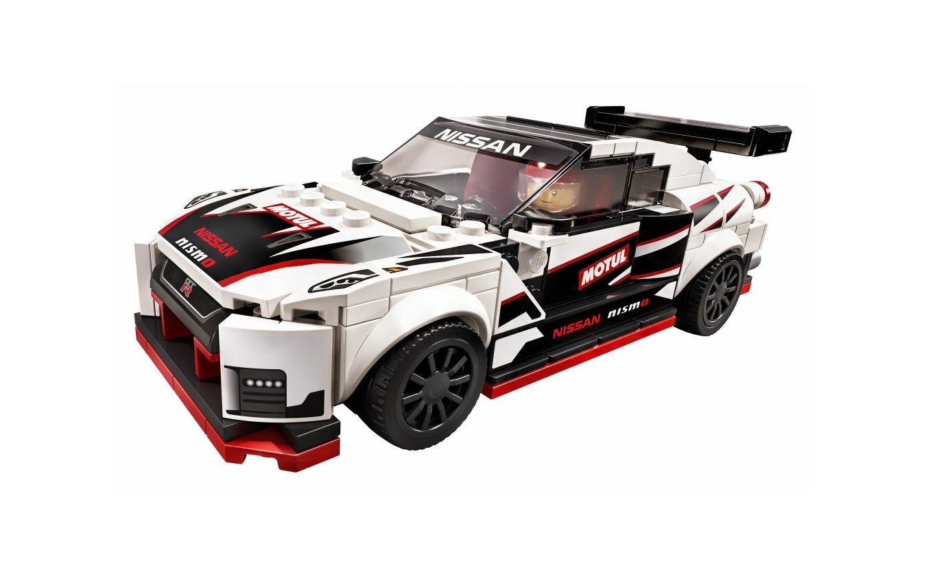 レゴ スピードチャンピオンシリーズ「日産 GT-R ニスモ 76896」