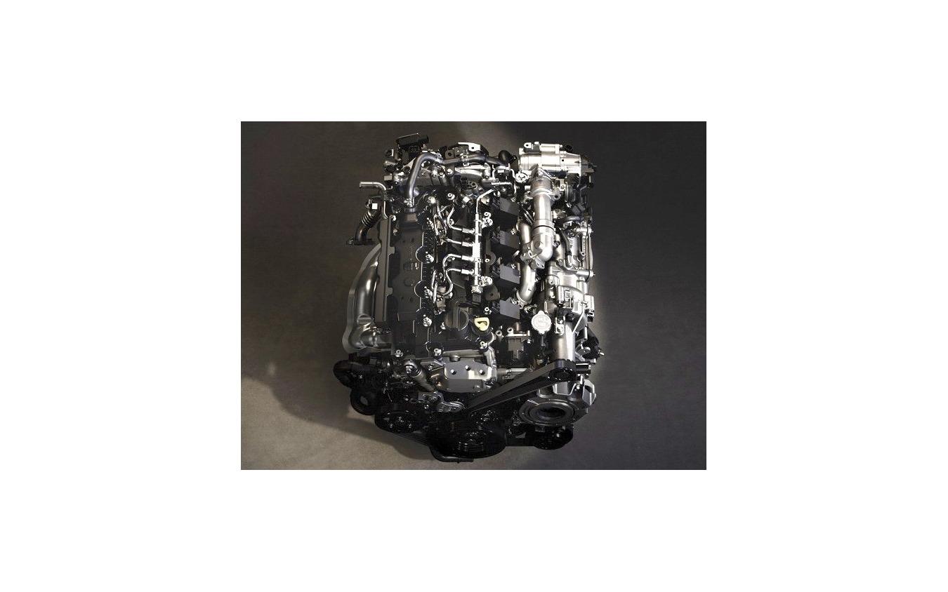 マツダの新型エンジン、SKYACTIV-X