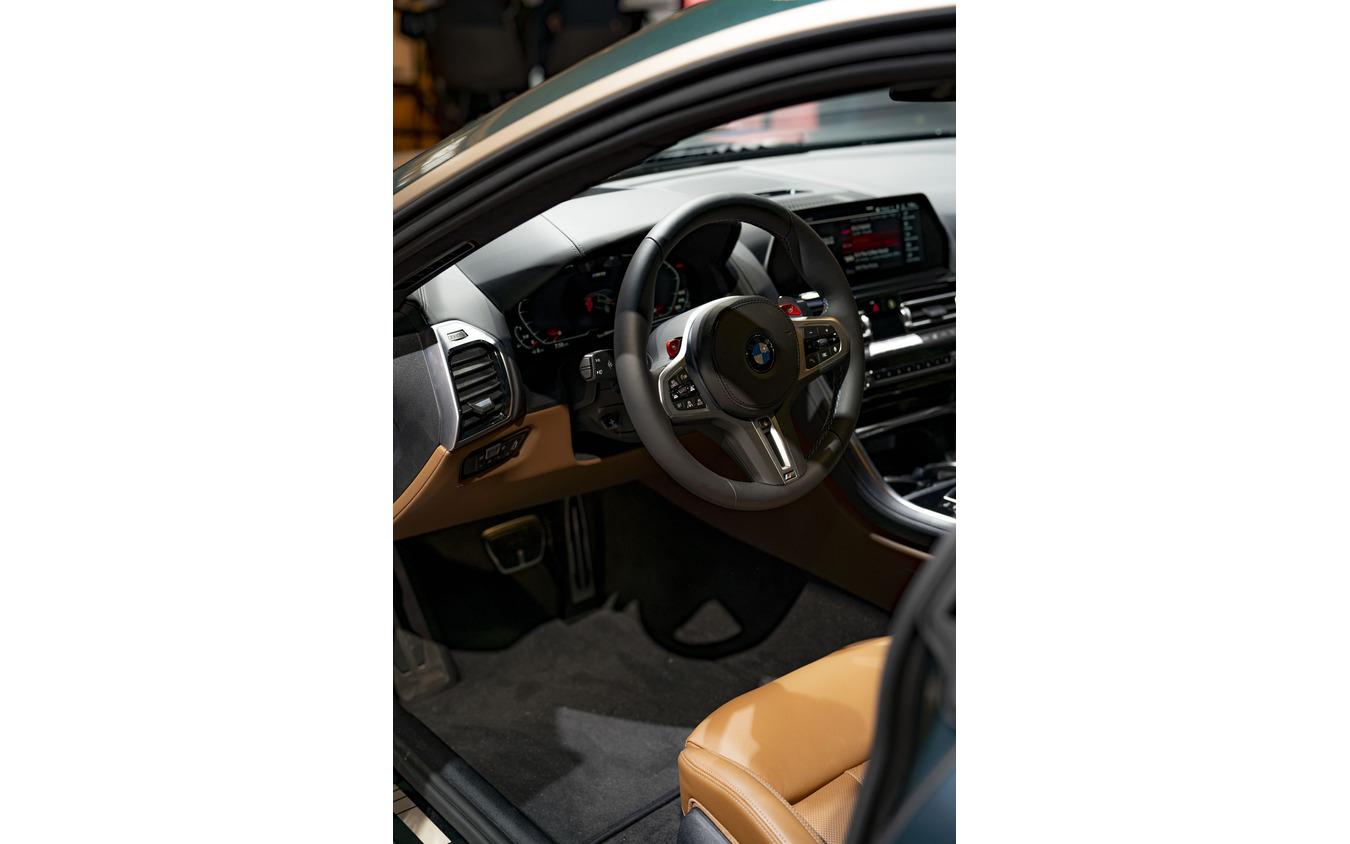 BMW M8 グランクーペ・ファーストエディション(ロサンゼルスモーターショー2019)