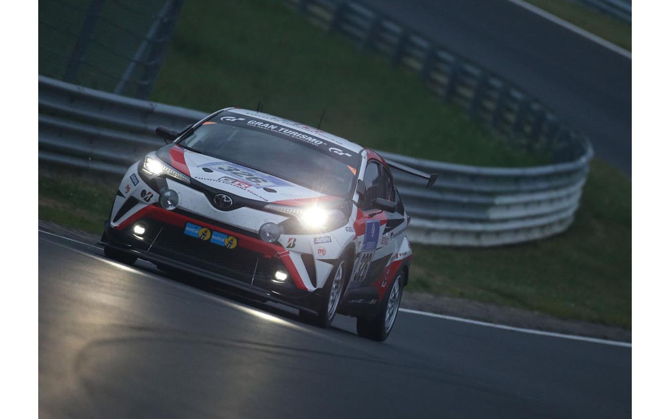 C-HR Racing(2016 ニュルブルクリンク24時間耐久)